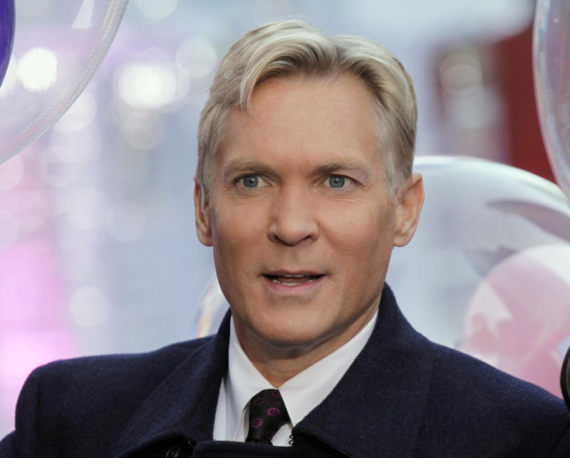 Sam Champion readies Weather Channel morning show