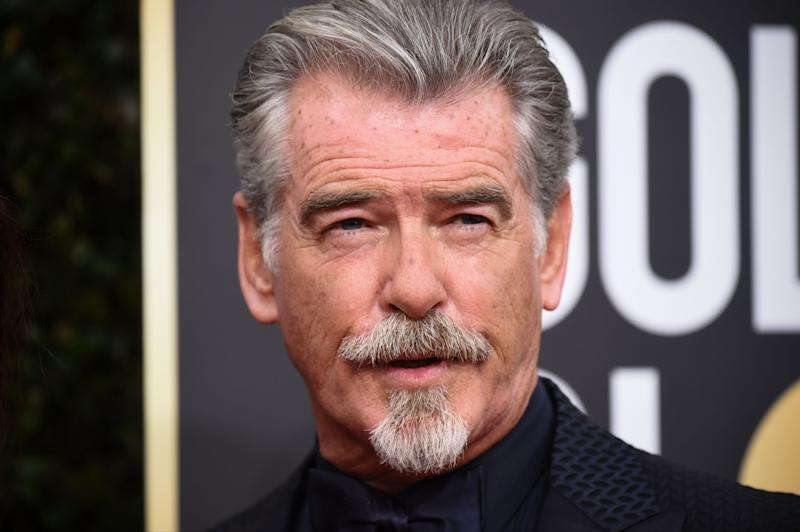 Pierce Brosnan (Rex Features)