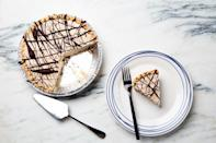 """This extra-easy summer pie recipe is Certifiably the best way to cool off when the weather's hot. <a href=""""https://www.epicurious.com/recipes/food/views/3-ingredient-frozen-mud-pie?mbid=synd_yahoo_rss"""" rel=""""nofollow noopener"""" target=""""_blank"""" data-ylk=""""slk:See recipe."""" class=""""link rapid-noclick-resp"""">See recipe.</a>"""