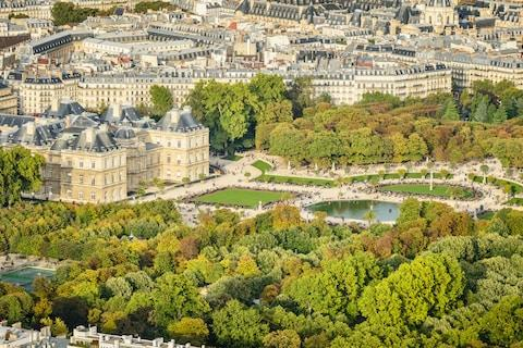 Luxembourg Gardens - Credit: This content is subject to copyright./Spaces Images