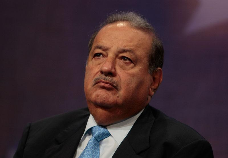 Carlos Slim (Getty Images)