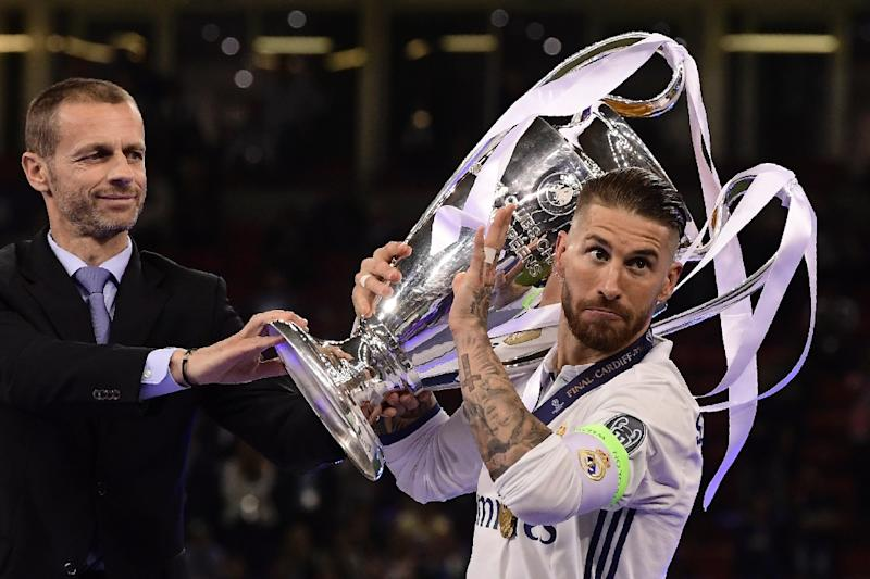 d70945302 Real Madrid have denied allegations their captain Sergio Ramos breached  anti-doping regulations on the