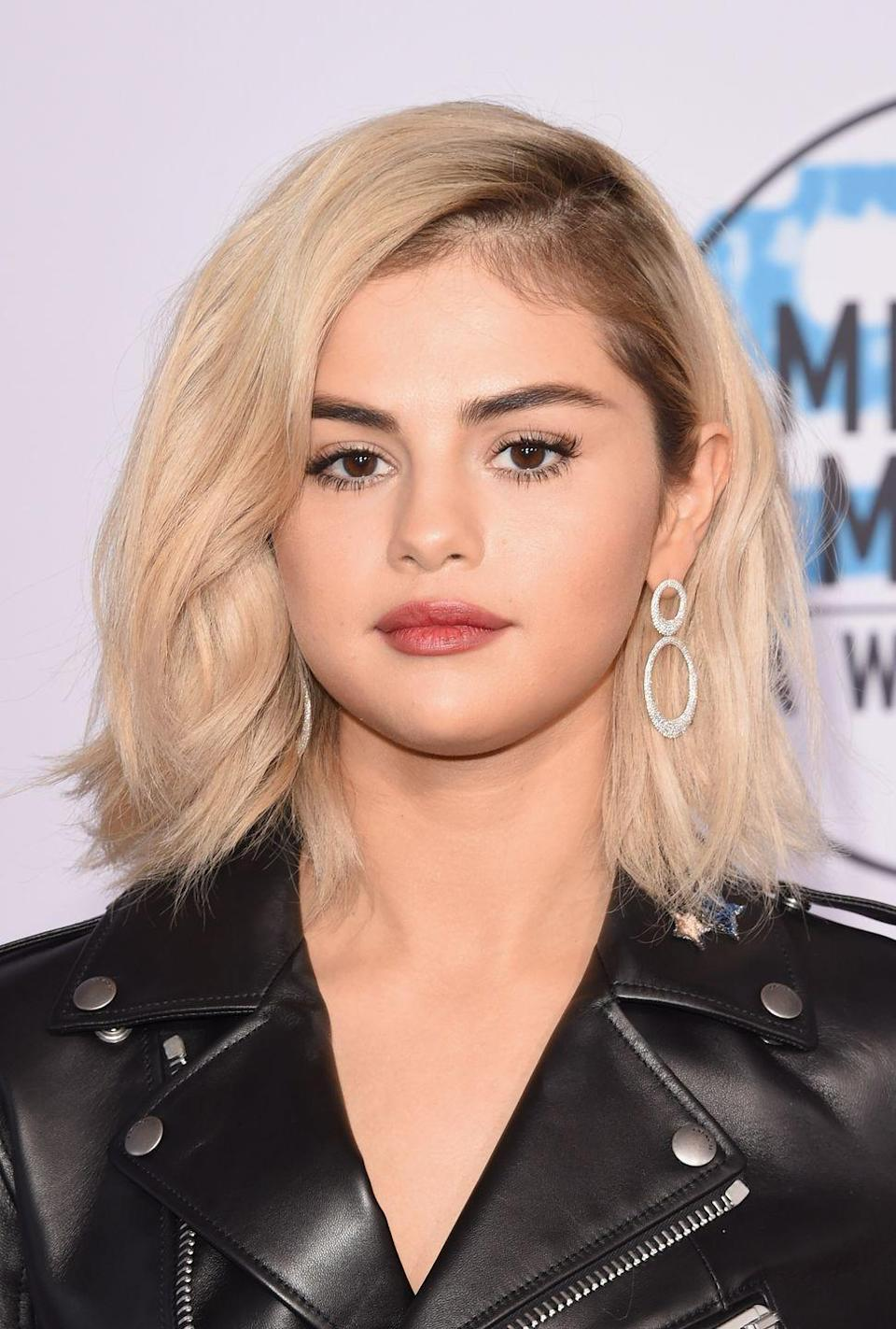 "<p>""I've discovered that anxiety, panic attacks and depression can be side effects of lupus, which can present their own challenges,"" she told <a href=""http://people.com/celebrity/selena-gomez-taking-a-break-after-lupus-complications/"" rel=""nofollow noopener"" target=""_blank"" data-ylk=""slk:People"" class=""link rapid-noclick-resp"">People</a>. ""I want to be proactive and focus on maintaining my health and happiness and have decided that the best way forward is to take some time off […] I know I am not alone by sharing this, I hope others will be encouraged to address their own issues.""</p>"
