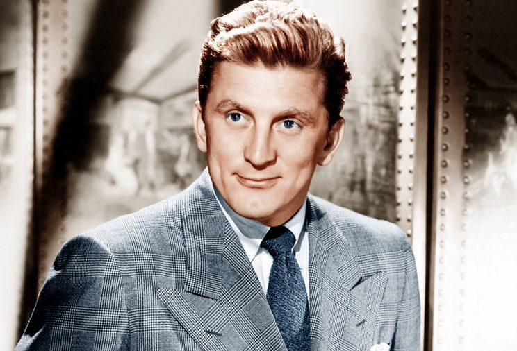 Kirk Douglas (Credit: Everett Collection)