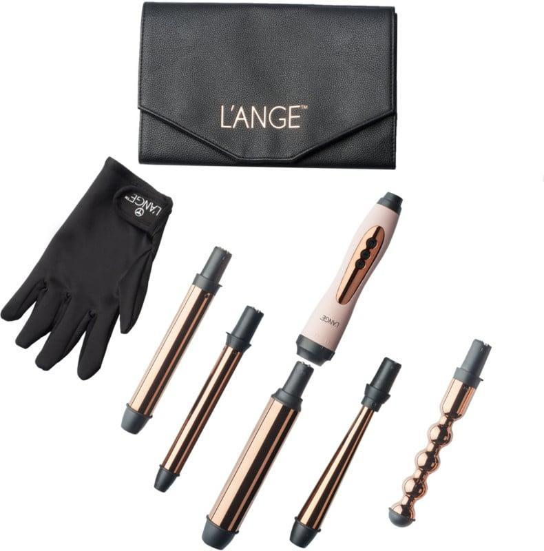 <p>The <span>L'ange Le Cinq Curling Wand Set In Blush</span> ($150) has a wand for every curl need and looks so chic. From spirals to waves, you can't go wrong with this one!</p>
