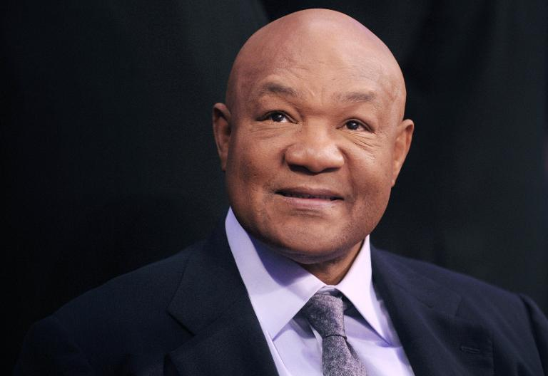 FILE PHOTO: Former two-time world heavyweight champion George Foreman. (Photo: AFP News)