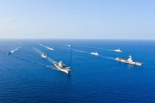 Now, the Indian Naval ships can use the port and dry dock facility for maintenance of naval ships. (Representational image)
