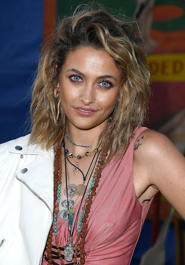 Gossip reports have claimed that Paris Jackson is checking into rehab in the wake of Demi Lovato's apparent overdose. (Photo: Steve Granitz/WireImage)