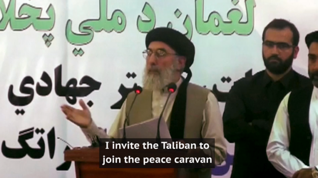 gulbuddin-hekmatyar-afghanistans-notorious-warlord-urges-taliban-to-stop-fighting