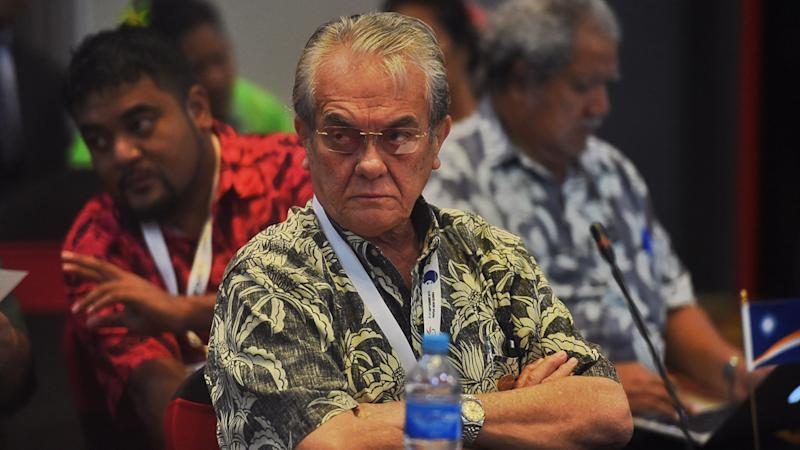 The Marshall Islands government says its people are already feeling the effects of climate change.