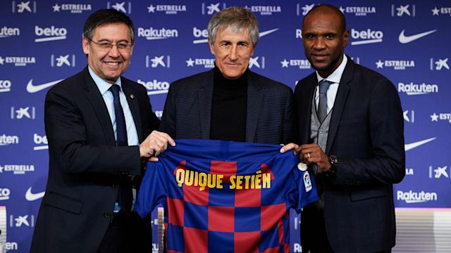 Quique Setien has replaced the much-maligned Ernesto Valverde at Barcelona and it promises to be quite a ride.