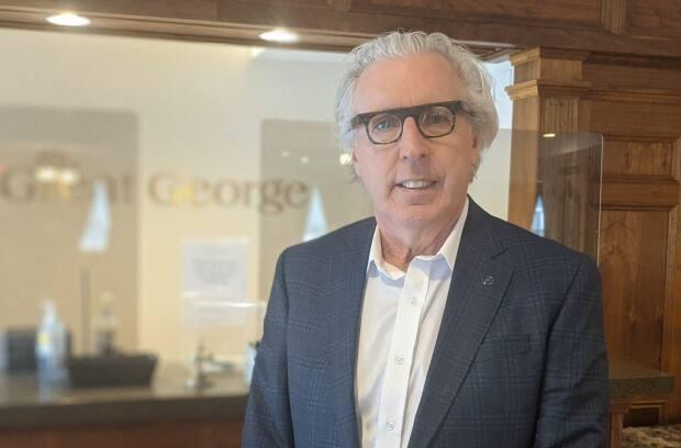 Kevin Murphy, president of Murphy Hospitality Group, says the reopening plan will allow business owners to plan ahead and hire staff for the summer.