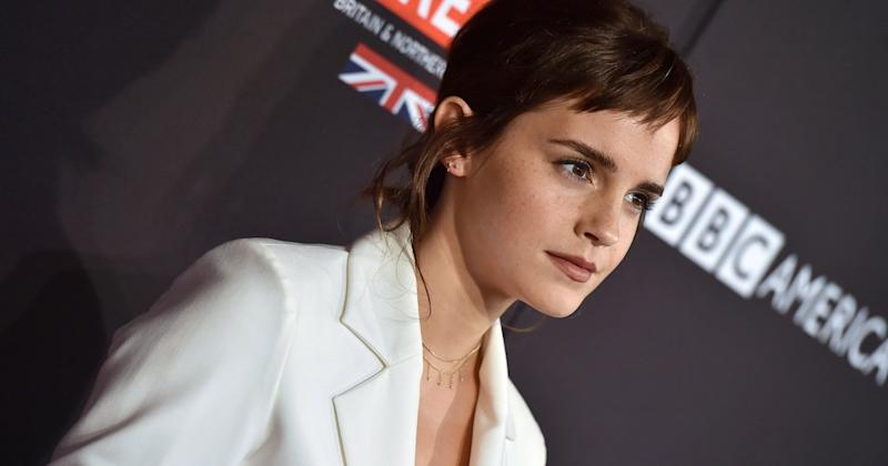 "Emma Watson has said she's experienced ""the full spectrum"" of sexual harassment working in Hollywood."