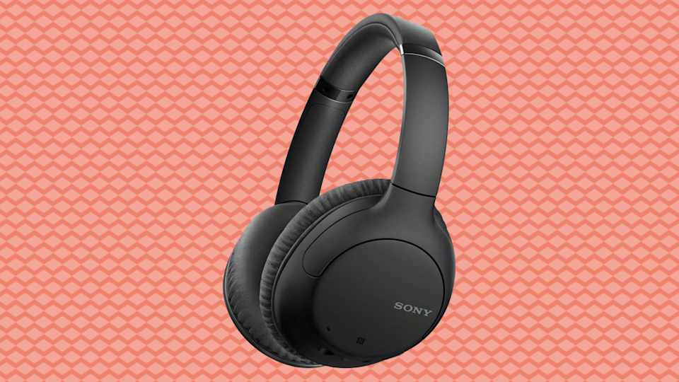 Save 51 percent on these Sony WH-CH710N Noise-Canceling Headphones. (Photo: Amazon)