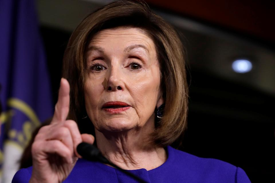 American Democratic Party politician serving as Speaker of the United States House of Representatives since January 2019. She is the first woman in U.S. history to hold this position. First elected to Congress in 1987, Pelosi is the highest-ranking female elected official in United States history. As Speaker of the House, she is second in the presidential line of succession, immediately after the vice president.
