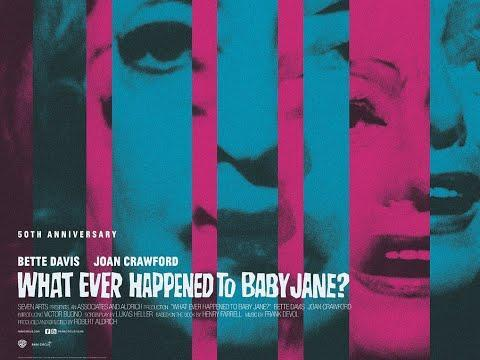 "<p><a class=""link rapid-noclick-resp"" href=""https://www.amazon.com/What-Ever-Happened-Baby-Jane/dp/B004WECFSK/ref=sr_1_1?keywords=Whatever+Happened+to+Baby+Jane%3F&qid=1561375790&s=instant-video&sr=1-1&tag=syn-yahoo-20&ascsubtag=%5Bartid%7C10049.g.28165380%5Bsrc%7Cyahoo-us"" rel=""nofollow noopener"" target=""_blank"" data-ylk=""slk:WATCH NOW"">WATCH NOW</a></p><p>Arguably Bette Davis's most famous movie, <em>Whatever Happened to Baby Jane? </em>is about an unhinged aging child actress who basically holds her wheelchair-bound sister hostage in an Old Hollywood mansion. But as anyone who watched Ryan Murphy's <em>Feud</em> knows, the juiciest part of this film is what went on behind the scenes: the insane beef between actresses Bette and Joan Crawford, who were notorious rivals. </p><p><a href=""https://www.youtube.com/watch?v=3qFYjkFCxiE"" rel=""nofollow noopener"" target=""_blank"" data-ylk=""slk:See the original post on Youtube"" class=""link rapid-noclick-resp"">See the original post on Youtube</a></p>"