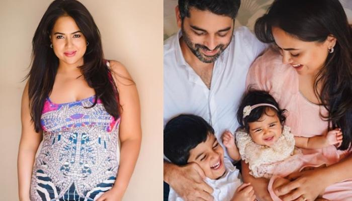 Sameera Reddy Reveals Why She Had Quarantined Herself For One-And-A-Half Years Post Her Son's Birth