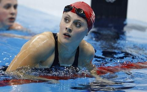 Siobhan-Marie O'Connor feels healthy heading into the world swimming championships - Credit: AFP