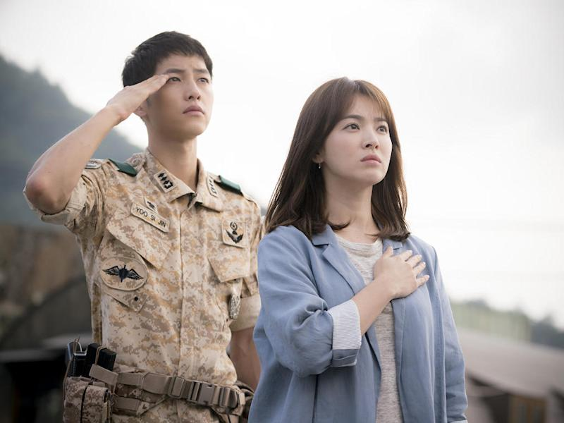 New dating event in Singapore themed after South Korean drama 'Descendants of the Sun' (Photo: Cinema Online)