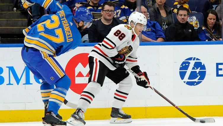 What Blackhawks can learn from defending Stanley Cup champion Blues