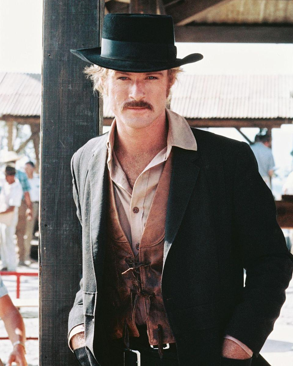 <p><em>Butch Cassidy and the Sundance Kid </em>premiered in 1969, so by 1970 Robert Redford was a household name. His newfound fame led to an enviable career throughout the '70s.</p>
