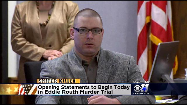 American Sniper' Kyle called Texas murder defendant 'nuts'