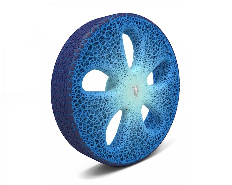 Michelin Vision Concept Tyre