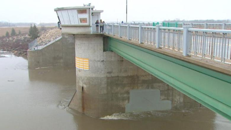 Red River Floodway and Portage Diversion activated, cutting flood risk in Winnipeg