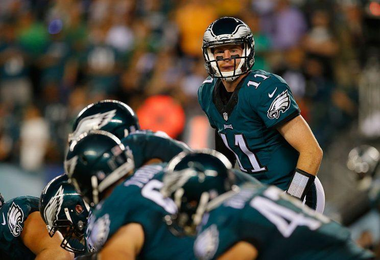 Carson Wentz continues to impress and a look around the rest of the league in Week 3 (Getty Images)