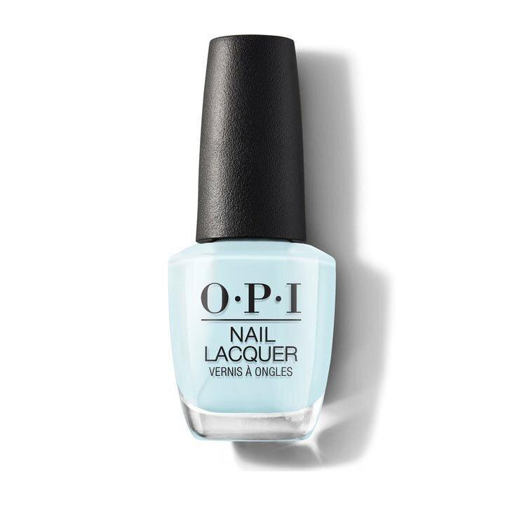 OPI Nail Lacquer in Mexico City Move-mint