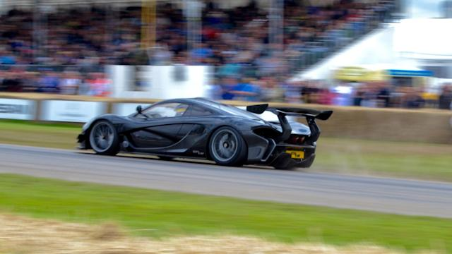 Mclaren P1 Lm >> Watch The 3m Mclaren P1 Lm Become The Fastest Ever Road Car