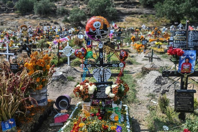 The Day of the Dead takes on additional meaning owing to the coronavirus pandemic