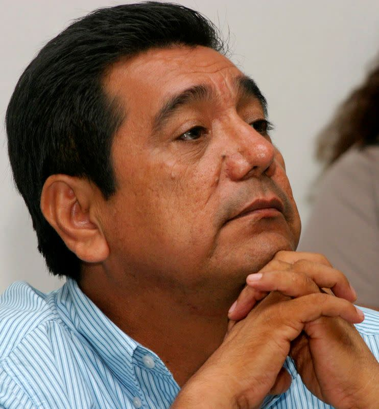 FILE PHOTO: Felix Salgado, mayor of Mexican resort town of Acapulco