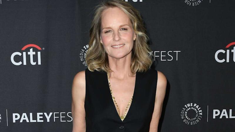 Helen Hunt Is Rushed To Hospital After Car Rolls Over In Accident