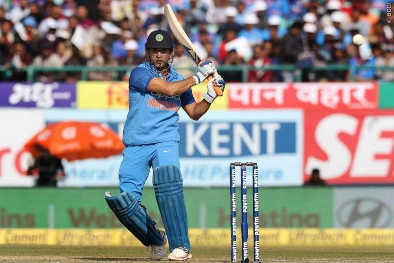 Dhoni isn't part of the T20I squad to face WI