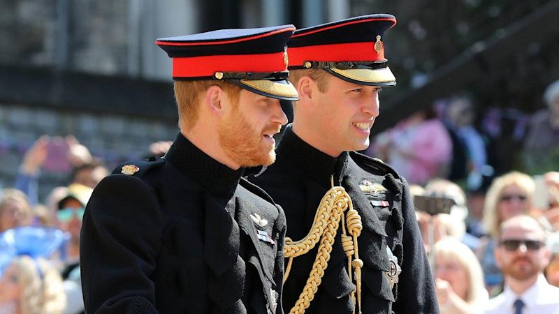 It appears Prince Harry and Prince William are not as close as they once were.