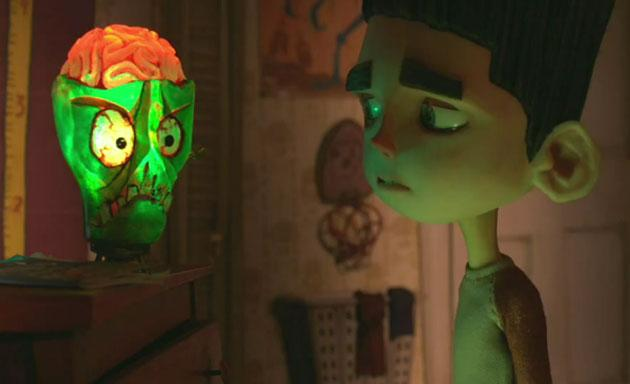 Behind the scenes of the 'ParaNorman' set (VIDEO)