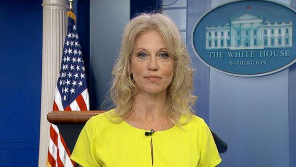 Kellyanne Conway Backpedals After Saying James Comey 'Swung an Election'