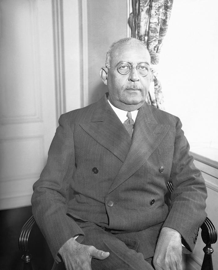 """Woodrow Wilson ordered the Marines to <a href=""""http://history.state.gov/milestones/1914-1920/Haiti"""">invade and occupy Haiti in 1915</a> after the assassination of the Haitian president. The troops didn't leave until 1934."""