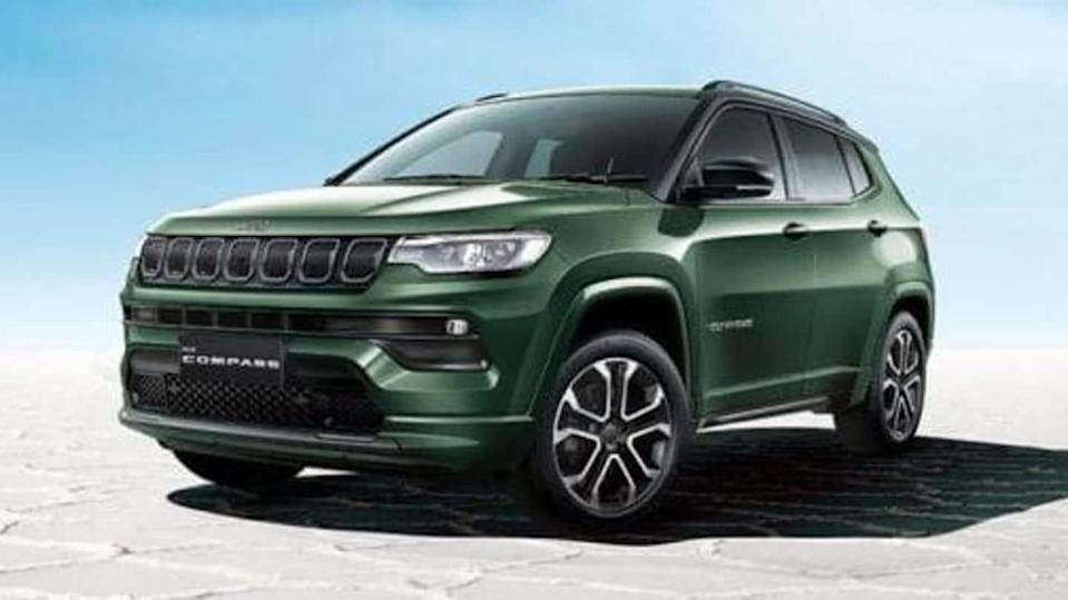 Jeep teases its 3-row SUV; might be named Commander