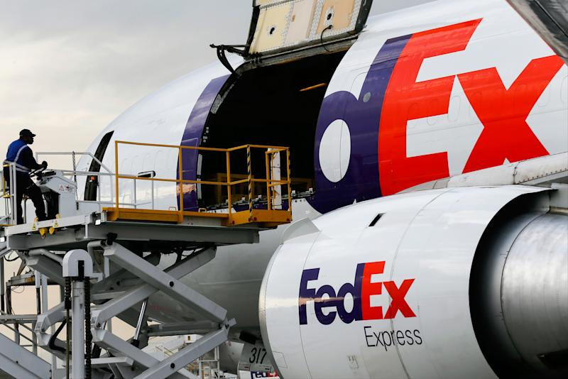 Amazon won't be able to compete on cost with FedEx, Bernstein says