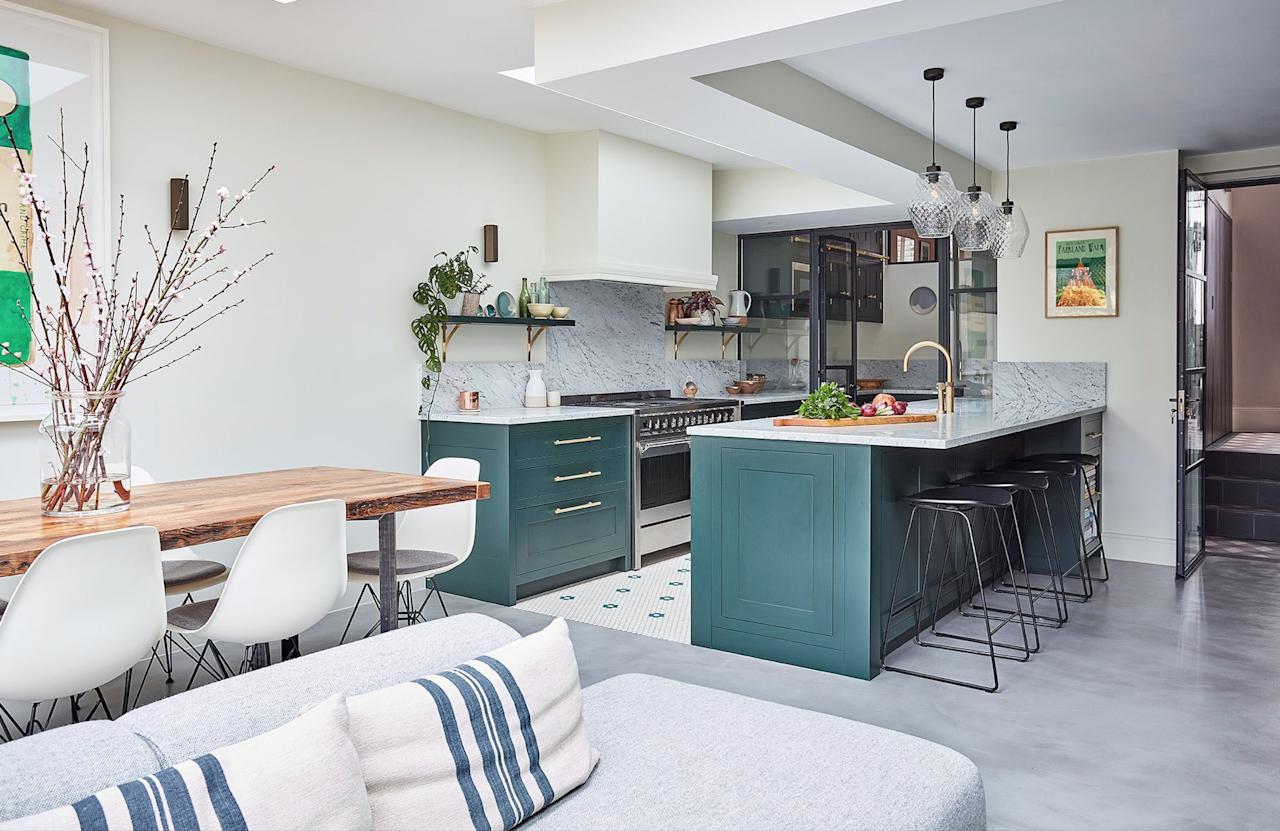 "<p><strong>Planning your dream kitchen starts here. Whether you want to overhaul your current kitchen design or <a href=""https://www.housebeautiful.com/uk/decorate/kitchen/a23569477/kitchen-colour-ideas/"">refresh a tired kitchen cabinet colour scheme</a>, every effective kitchen combines many elements – layout, cabinets, worktops, appliances, tiling, and so forth.</strong></p><p>There's a need to strike the right balance between aesthetic, function and design, so what's hot in the world of kitchen design?</p><p>2020 is the year of the 'living kitchen' where function and aesthetic combines with technology to help make day to day life a little easier. As the hub of all activity, this space unifies the rest of your home.</p><p>'Irrespective of trends, when it comes to kitchen design, people still set out with the same objectives: they want an efficient and comfortable workspace that looks good and is nice to cook in. What has changed dramatically – and will continue to do so – is the amount of technology we now have at our fingertips,' says Charlie Smallbone, founder of <a href=""https://www.ledburystudio.com/"" target=""_blank"">Ledbury Studio</a>. 'This not only influences the performance of materials but also what we can achieve with the final design.'</p><p>There are, of course, some strong, key themes this year. Storage, is, and will continue to be, a big part of the kitchen space, especially for smaller kitchens. We're looking at ways to conceal storage, maximise space and improve user convenience, and we'll be utilising those corner units more than ever before. </p><p>There's also an increased focus on sustainability and the need for quality furniture that is environmentally friendly, so as consumers we're becoming more conscious about the products we buy for our home.</p><p>And tapping into the idea of the 'anti-kitchen' (as the experts at <a href=""https://www.cosentino.com/en-gb/kitchens/"" target=""_blank"">Cosentino</a> called it in 2019), the kitchen is still a space to love and cherish, but especially in open-plan areas, a growing number of homeowners want to conceal parts of the kitchen, something which <a href=""http://www.scavolini.design/"" target=""_blank"">Scavolini</a> call the 'unobtrusive kitchen'.<br><br>Daniele Brutto, Co Founder of <a href=""https://onesta.design/"" target=""_blank"">Onestà</a>, explains: 'Gone are the days of having a show kitchen, clients now want that kitchen to be fully functional, durable and easy to maintain and work in, while also being trend led. A rise in technology in the kitchen has also titled the shift between function and aesthetic.'</p><p>We've delved deep to uncover some of the biggest and emerging trends for the year that will help you plan your dream kitchen. Get all the kitchen inspiration you need right here with the best kitchen trends for 2020.</p>"