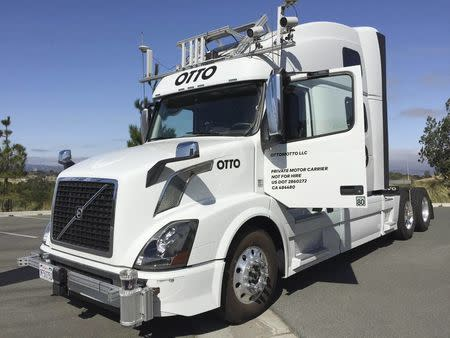 Uber's Self-Driving Truck Drives 120 Miles On A Beer Run