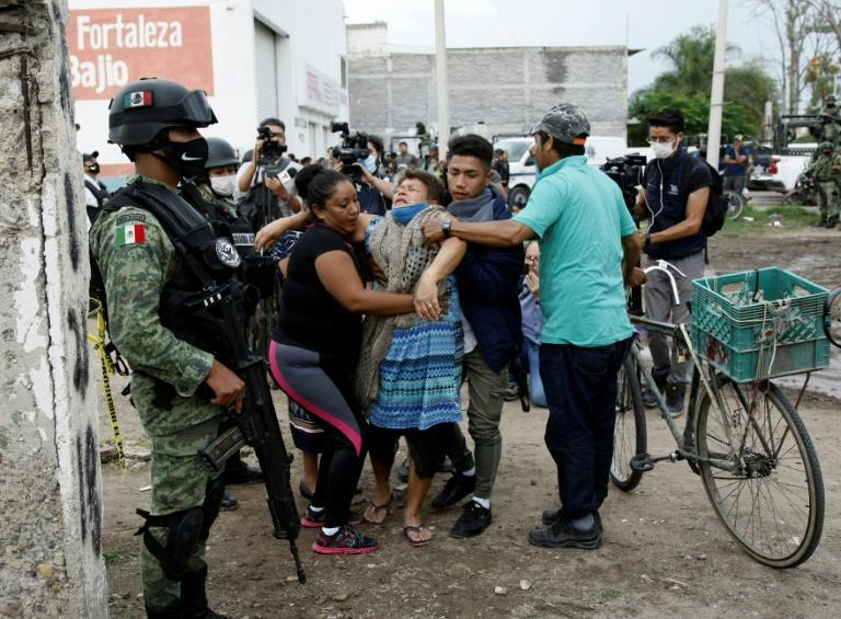 The attack was condemned by Mexican President Andres Manuel Lopez Obrador