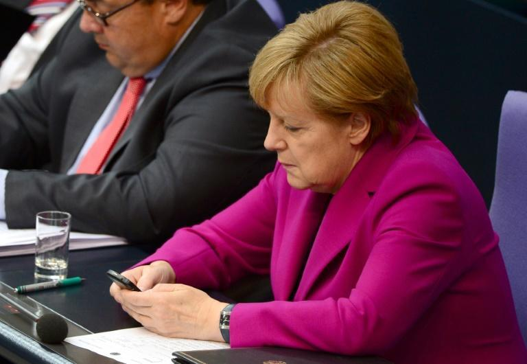 The Snowden affair revealed that the US had tapped Angela Merkel's mobile phone -- but there are now questions about whether the eavesdropping continued after the scandal