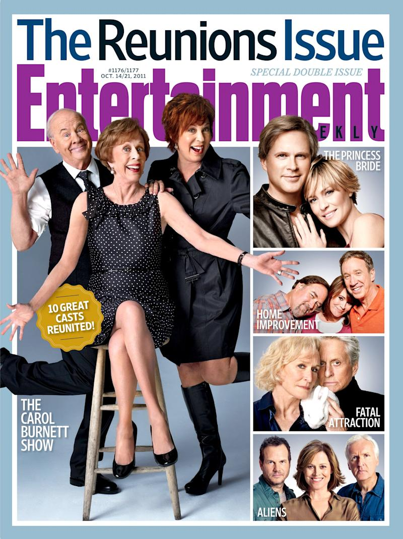 The Reunions Issue, October 2011