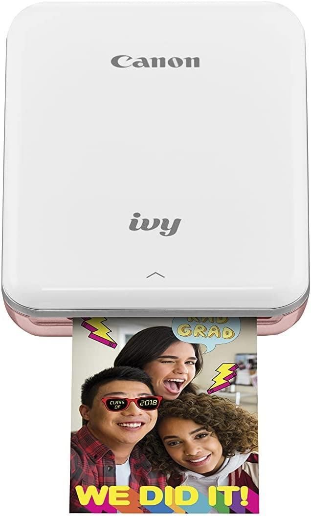 <p>They can easily print their favorite memories with this <span>Canon Ivy Mini Photo Printer For Smartphones</span> ($99, originally $144). The mini size makes it the perfect stocking stuffer.</p>