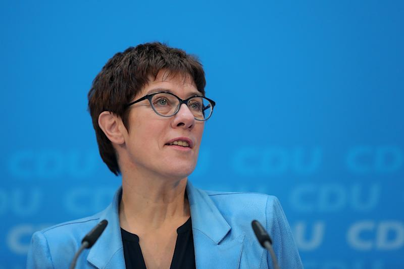 Merkel's CDU makes huge losses in Hesse election