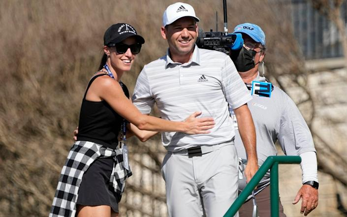 'It's embarrassing': Sergio Garcia's wife warns boozed-up USA boo-boys not to cross line with Ryder Cup taunts - AP
