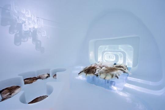 "<p>By Luc Voisin and Mathieu Brison. <i>(Photo: <a href=""http://www.icehotel.com/art-design/icehotel-26-open-first-photos/"" rel=""nofollow noopener"" target=""_blank"" data-ylk=""slk:Asaf Kliger/ICEHOTEL"" class=""link rapid-noclick-resp"">Asaf Kliger/ICEHOTEL</a>)</i></p>"
